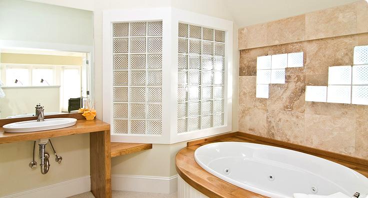повесить зеркало в ванной уфа